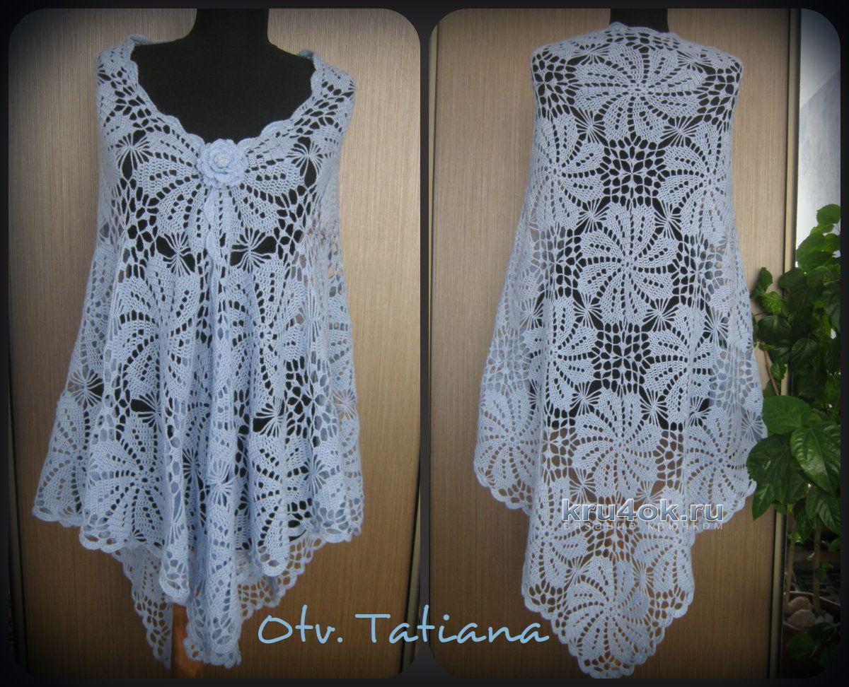 Блузка От Татьяны Пантелеевой