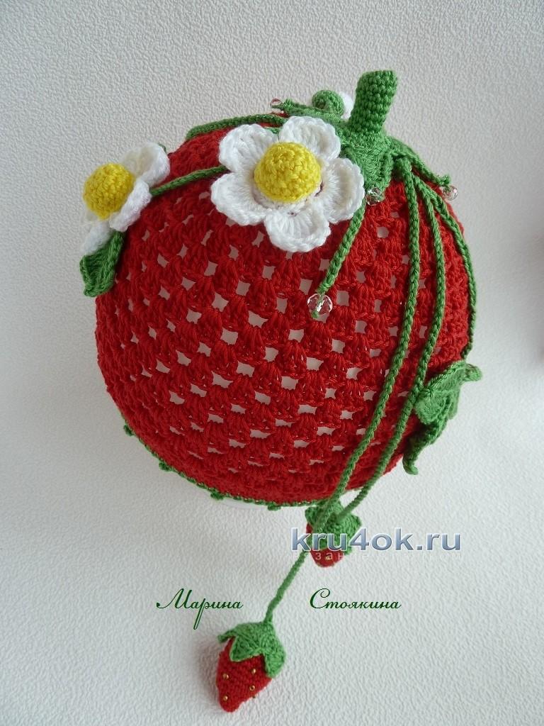 Схема вязания ягод