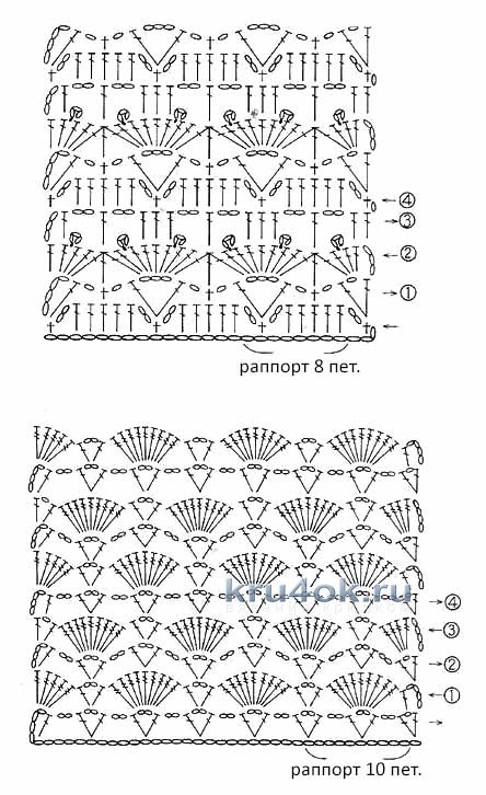 Летняя шапочка для девочки крючком вязание и схемы вязания