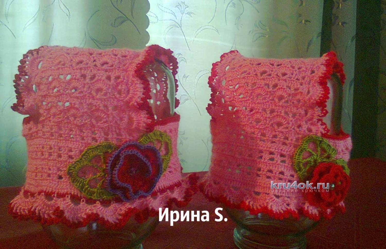 Вязание для новорожденного схемы и фото 92