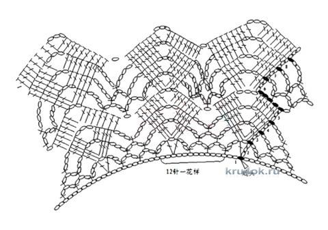 Работы NatalyaG. вязание и схемы вязания