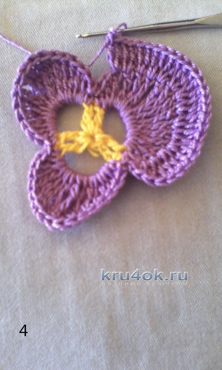 схемы вязания салфеток цветов соломоновым узлом