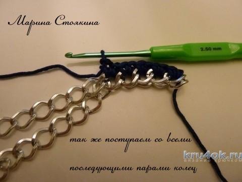 МК по изготовлению ручки для сумочки