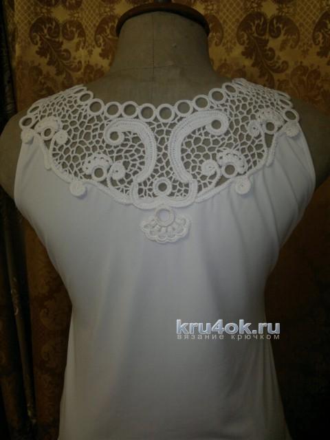 Работы Фатимы Король вязание и схемы вязания