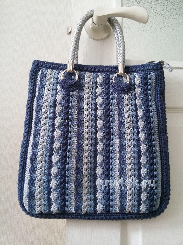вязание рюкзаков сумок крючок
