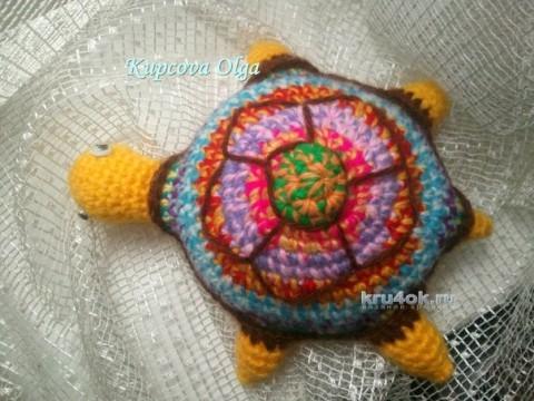 Вязаные игрушки - работы Ольги вязание и схемы вязания