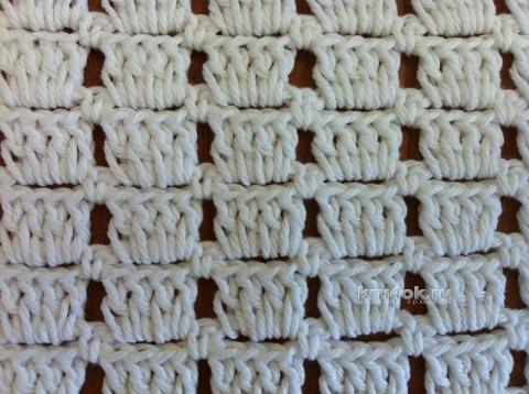 Вязаные салфетки. Работы Надежды Борисовой вязание и схемы вязания