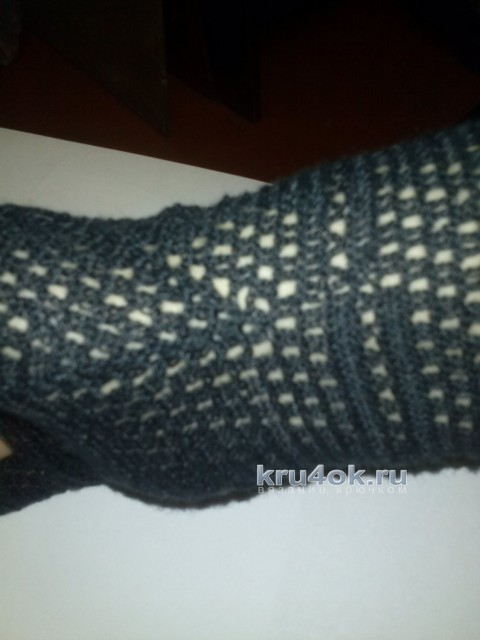 Пречатки крючком. МК от Галины вязание и схемы вязания