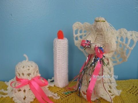 Работы Дружининой Татьяны вязание и схемы вязания