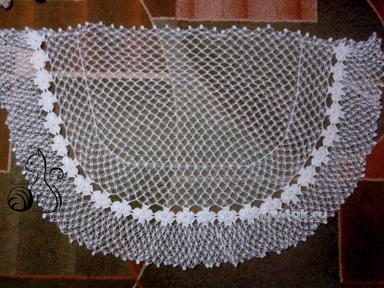 Соломонов узел шаль схема фото 367