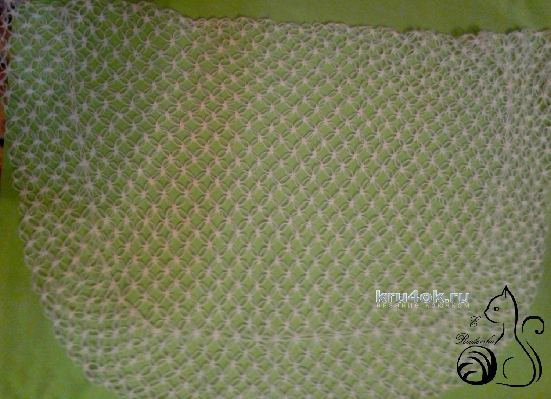 шаль соломонова петля схема