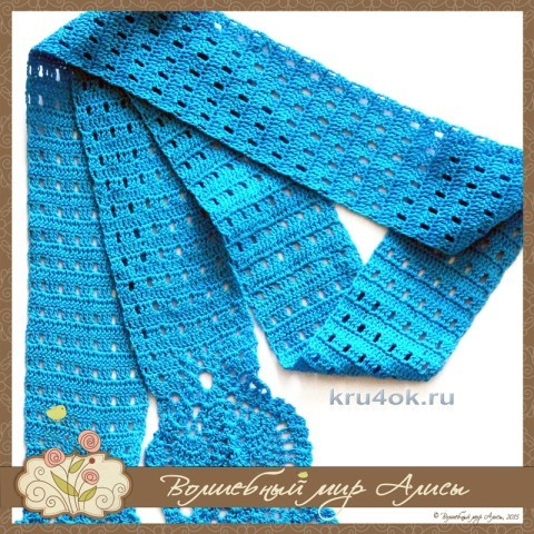 Работы Алисы вязание и схемы вязания