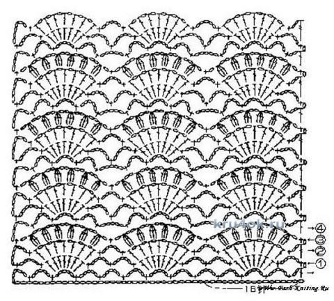 Шапочка для девочки. Работа Валентины Литвиновой вязание и схемы вязания