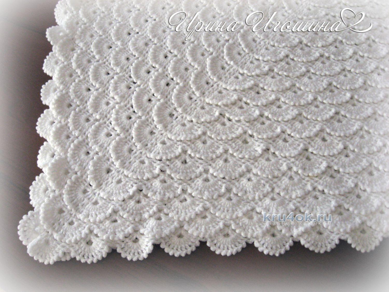 Схема вязания салфеток спицами фото 596