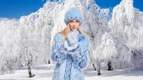 Шубка для Снежной королевы. Работа Марии Казановой вязание и схемы вязания