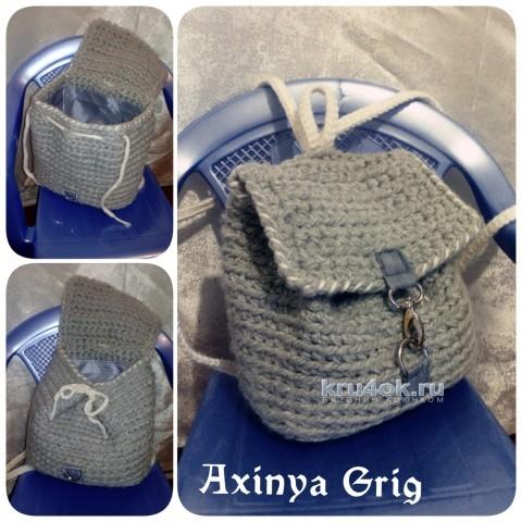 Работы Аксинья Григ вязание и схемы вязания