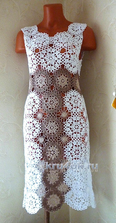 0d7361b1613 Авторское платье Милена. Работа Олеси Петровой