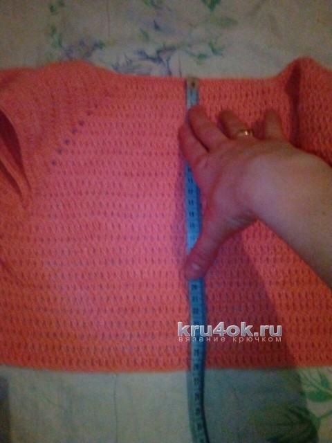 Кардиган для маленькой девочки. Мастер-класс от Татьяны Ерофеевой вязание и схемы вязания