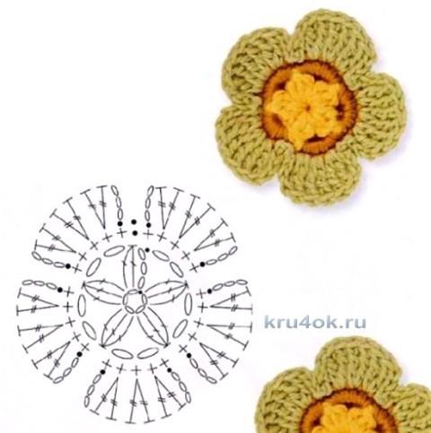 Пинетки - сандалики крючком. Работы Анастасии Филатовой вязание и схемы вязания