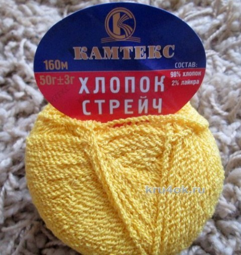 Пляжная туника. Работа Натальи Царенко вязание и схемы вязания