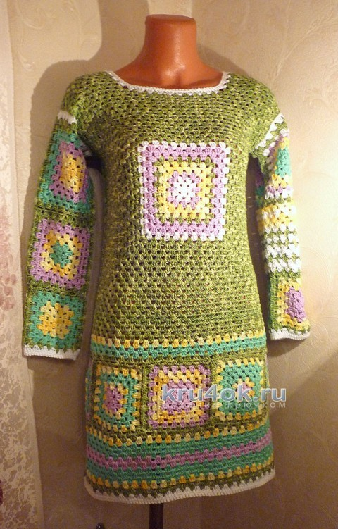 Работы Олеся Петровой вязание и схемы вязания