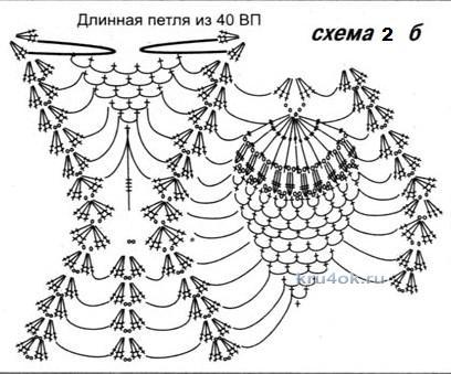 Кофточка с ананасами. Работа Галины Леоновой вязание и схемы вязания