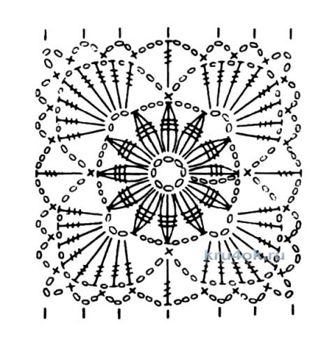 Топ День. Работа Натальи Ишковой вязание и схемы вязания