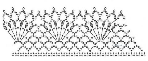 Жакет Летний. Работа Тамары Матус вязание и схемы вязания