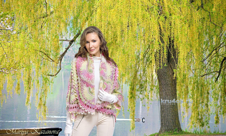 Вязание с ализе для женщин 538