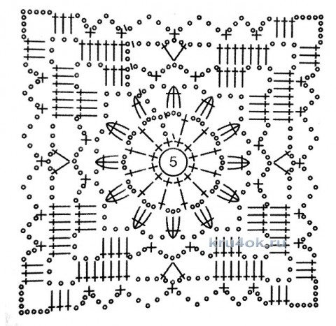 Женский костюм крючком. Работа Ирины Стильник вязание и схемы вязания