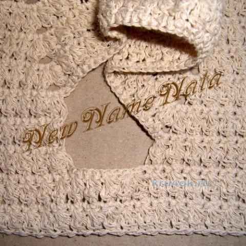 Жакетик для девочки Карамелька. Работа NewNameNata вязание и схемы вязания