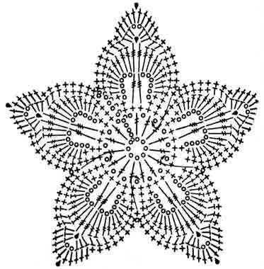 Топ в технике ирландского кружева. Работа Ирины вязание и схемы вязания