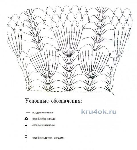 Работы Ирина вязание и схемы вязания