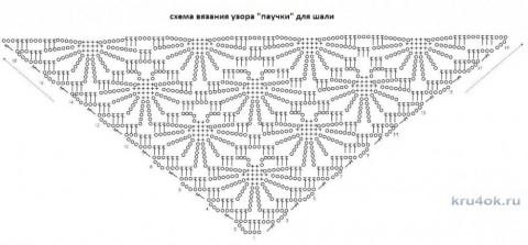 Бактус крючком. Работа Виктории вязание и схемы вязания