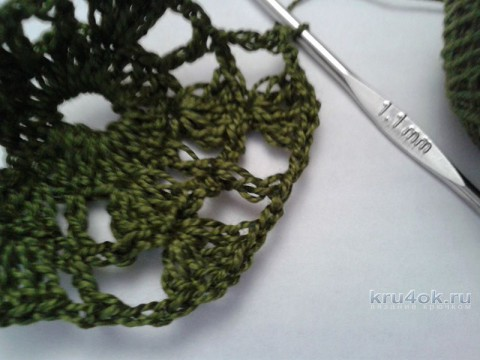 Пасхальное яйцо (клубника). Мастер - класс! вязание и схемы вязания