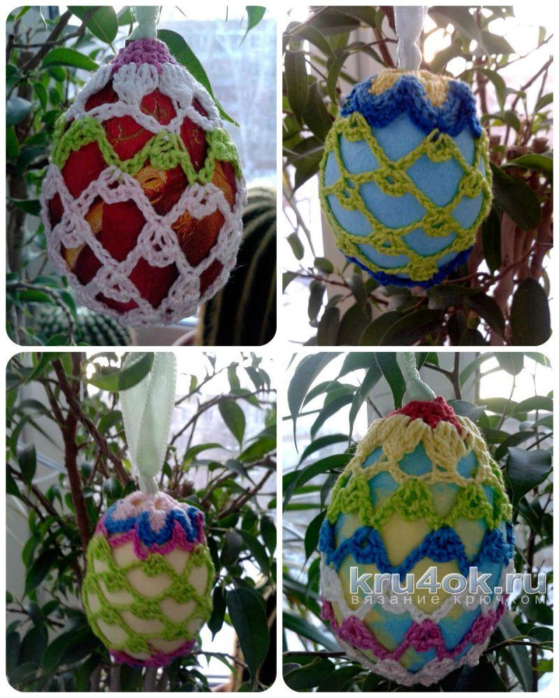 Яйца к паске мастер класс поделка #4