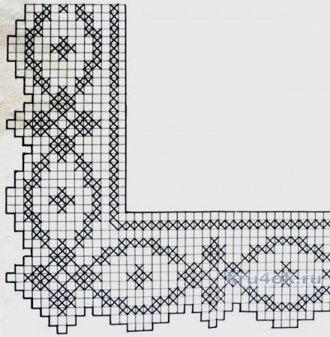 Летний жакет крючком. Работа Любови вязание и схемы вязания