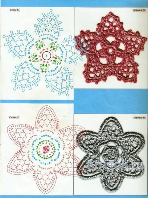 схемы для вязания болеро