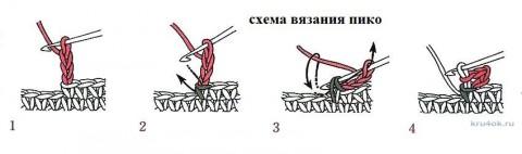 Ковер Великолепный крючком. Работа Ксении вязание и схемы вязания