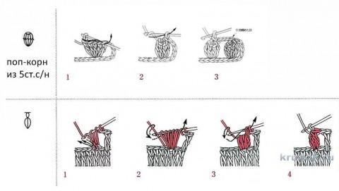Ажурный жилет крючком. Работа Анжелы вязание и схемы вязания