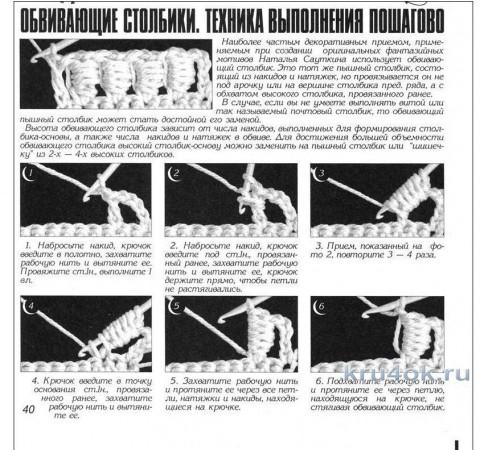 Платье Туманы чёрных лилий. Работа Светланы Шевченко вязание и схемы вязания