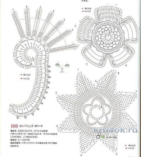 Слитный купальник крючком. Работа Татьяны Султановой вязание и схемы вязания