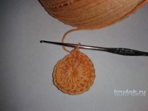 Чехол для смартфона крючком. Мастер - класс! вязание и схемы вязания
