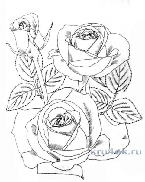 Румынское кружево. Работа Алены Филимоновой вязание и схемы вязания