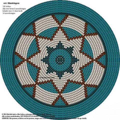 Схемы вязания сумки: