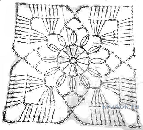 Женская ажурная кофточка крючком. Работа Галины Ерониной вязание и схемы вязания