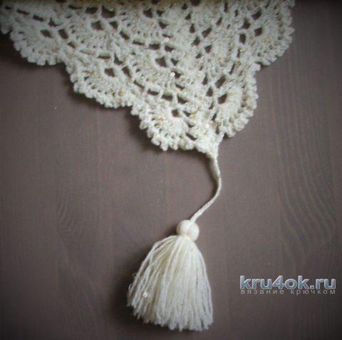 Бактус крючком. Работа Александры Карвелис вязание и схемы вязания