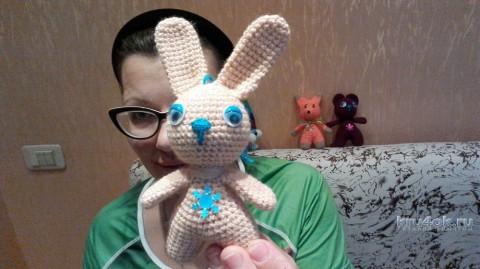 Мини - игрушки крючком. Работы Елены Аистовой вязание и схемы вязания