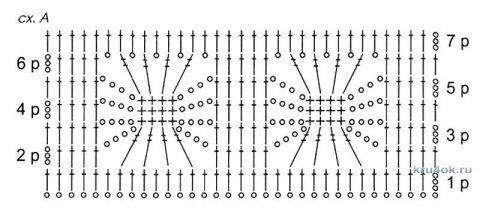 Работы Ларисы Брыляковой вязание и схемы вязания