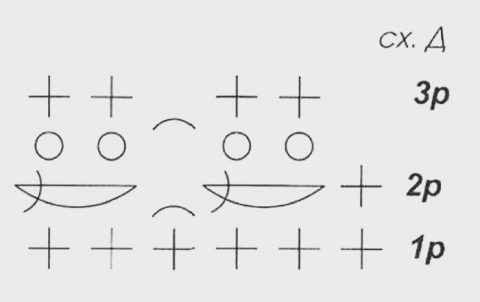 Ажурный жакет. Схемы и идеи для вязания 9